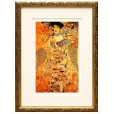 グスタフ・クリムト「アデーレの肖像」