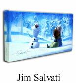 ジム・サルバティ「アナと雪の女王」