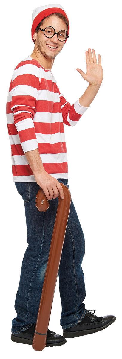 ウォーリーの杖 イラスト入りステッキ ウォーリーをさがせの画像0