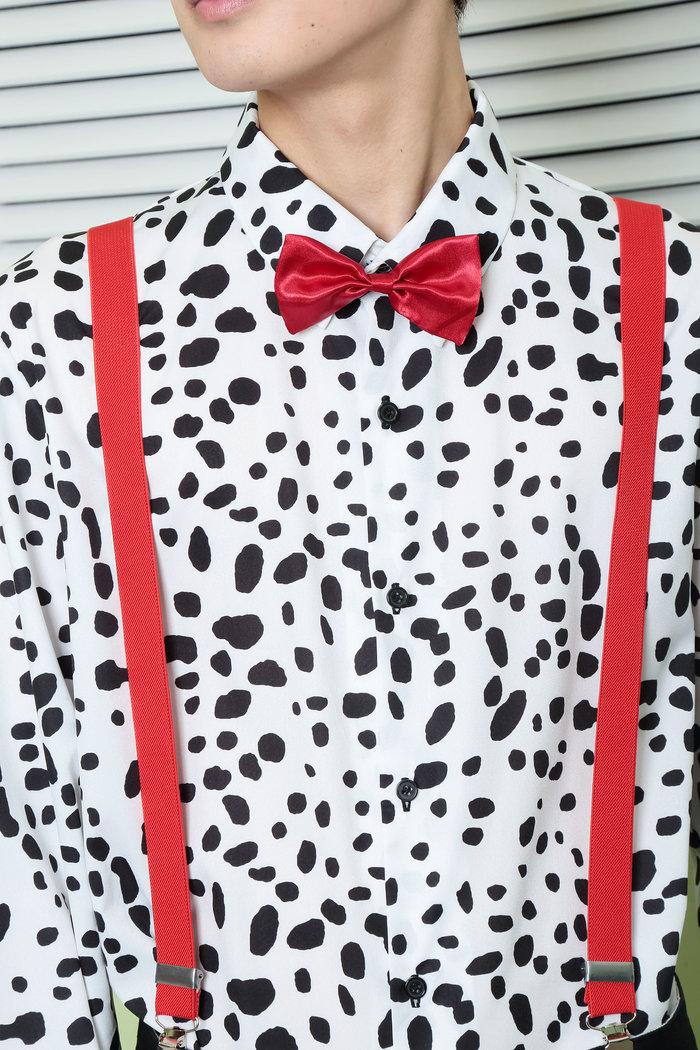HW ダルメシアンシャツ ユニセックス メンズ レディースの画像10