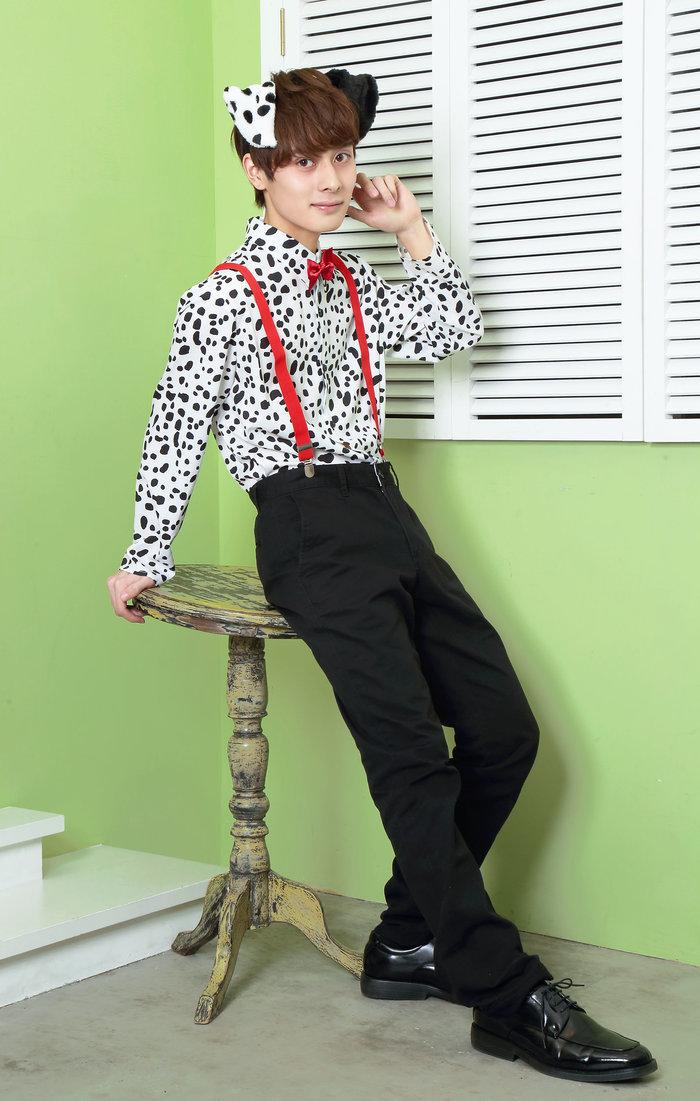 HW ダルメシアンシャツ ユニセックス メンズ レディースの画像11