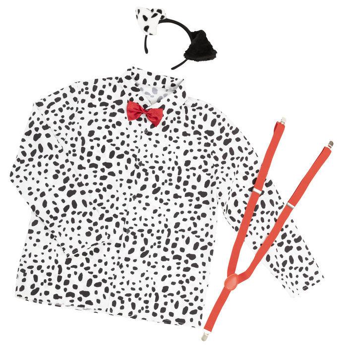 HW ダルメシアンシャツ ユニセックス メンズ レディースの画像2