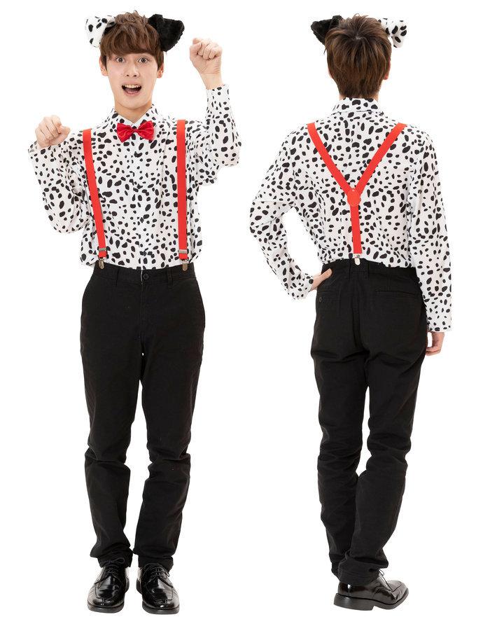 HW ダルメシアンシャツ ユニセックス メンズ レディースの画像3