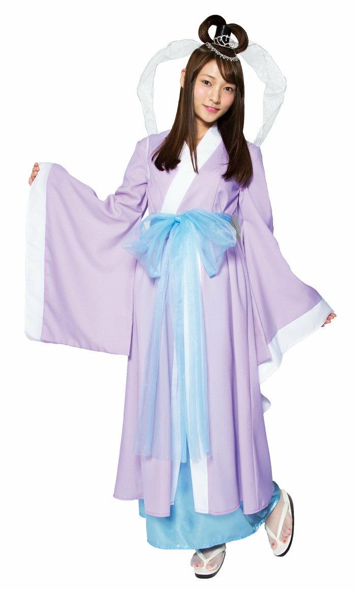 和風コス 乙姫様の画像1