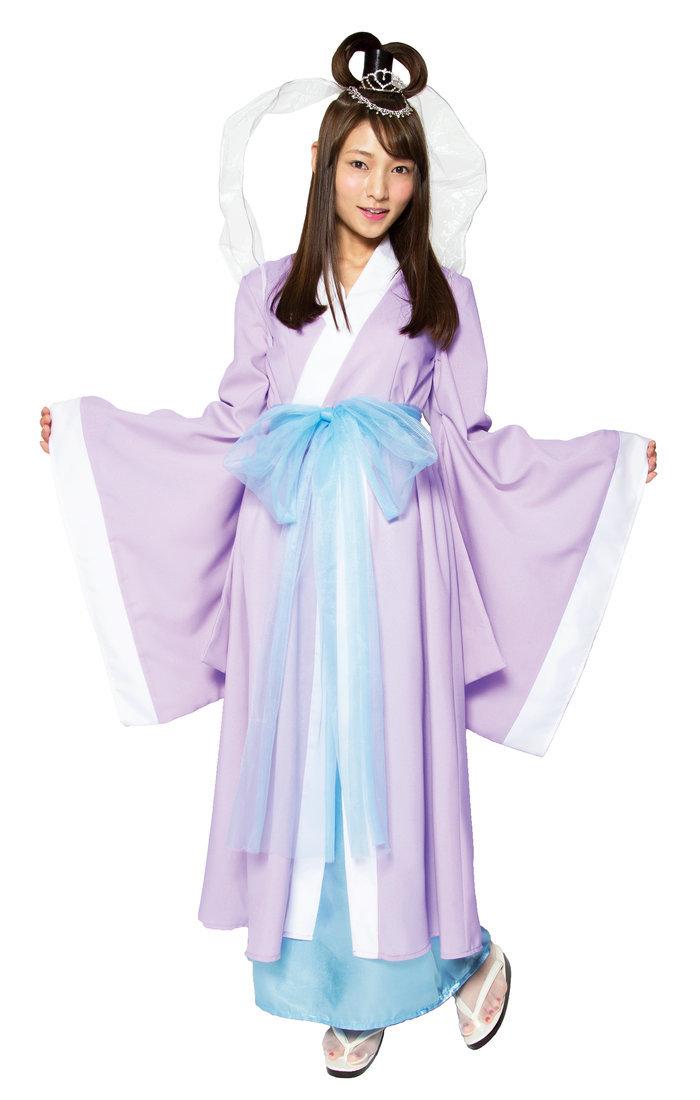 和風コス 乙姫様の画像2