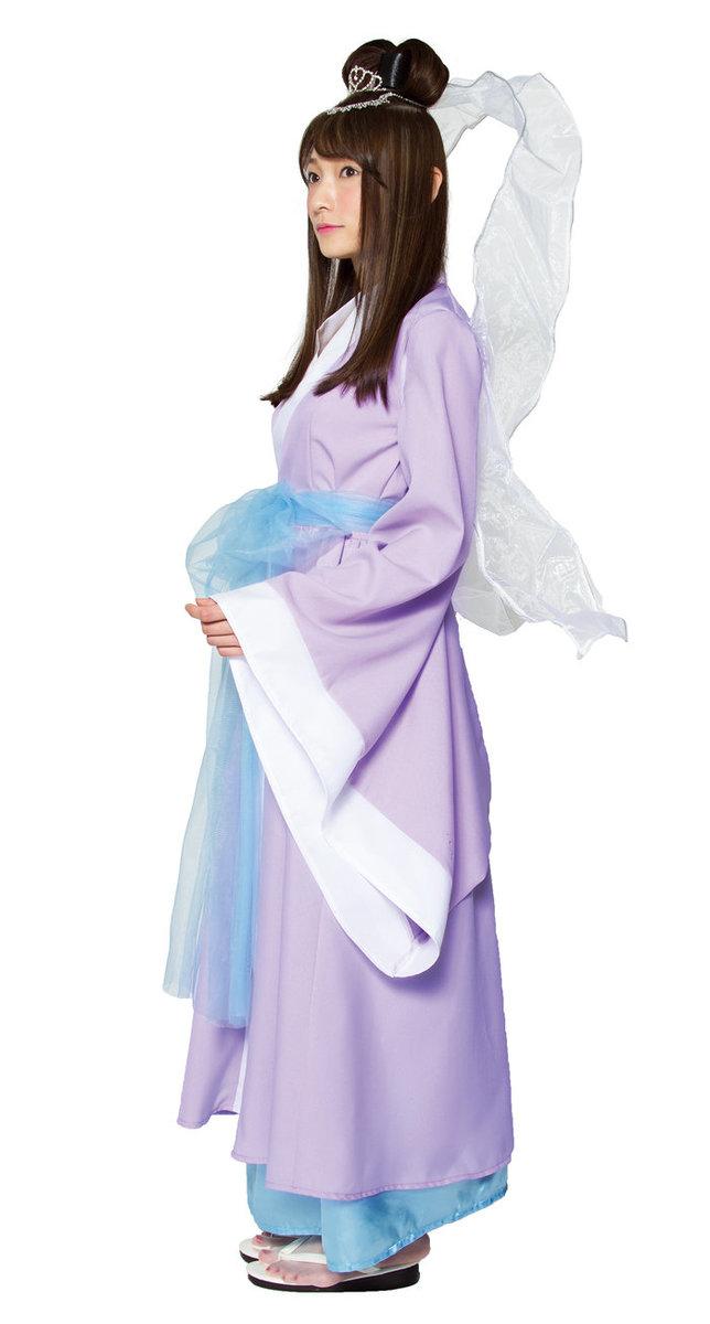和風コス 乙姫様の画像3
