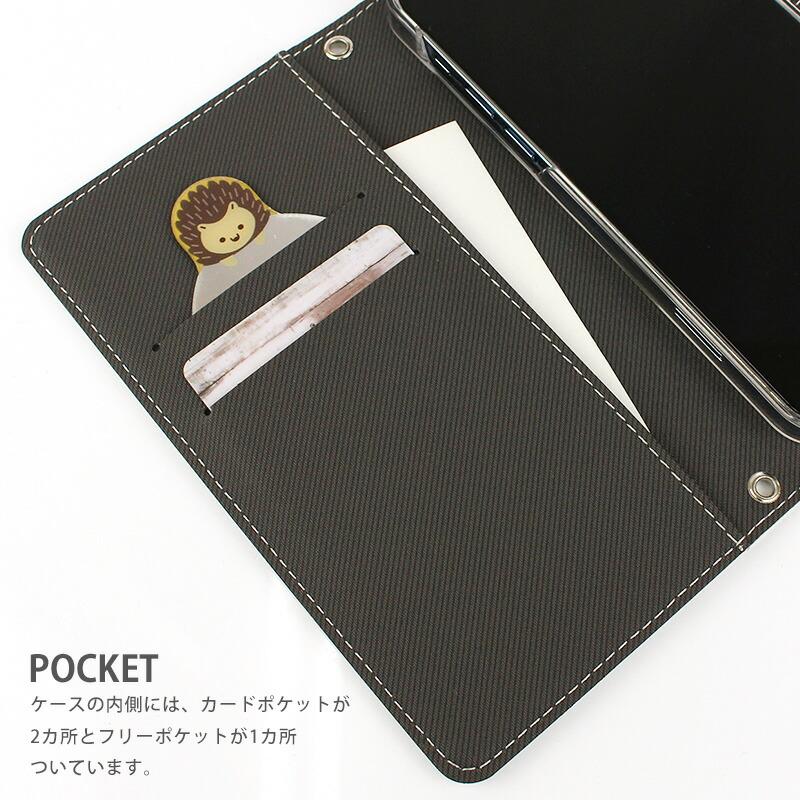 カード 収納 ポケット ホルダー かわいい おしゃれ カード入れ 付き