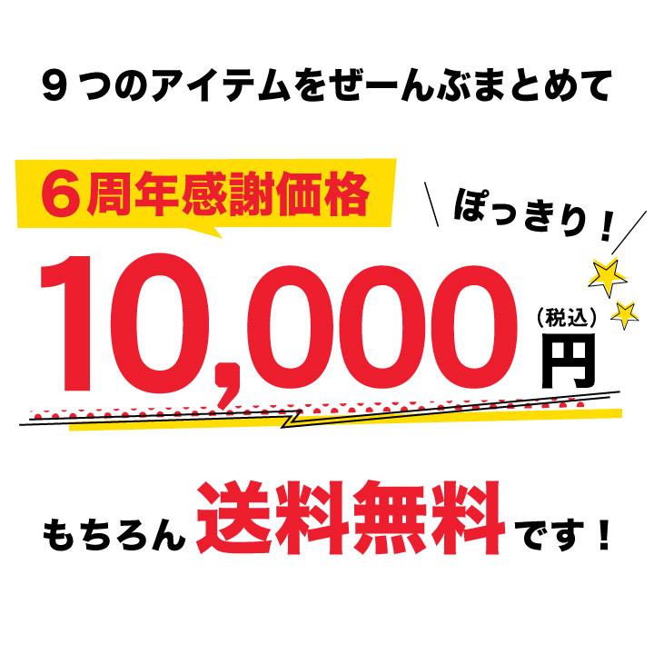 ぜーんぶまとめて送料無料10,000円