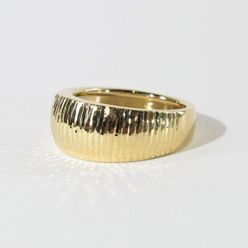 リング K18 13号 指輪 18金 イエローゴールド