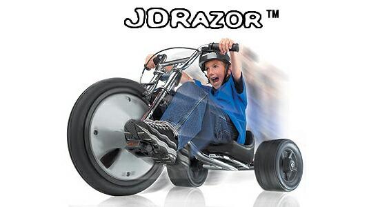 razor drift machine