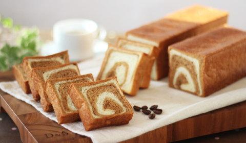 コーヒーロールパン