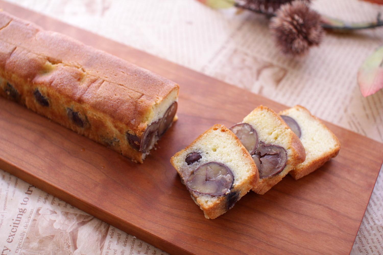 皮煮の贅沢パウンドケーキ