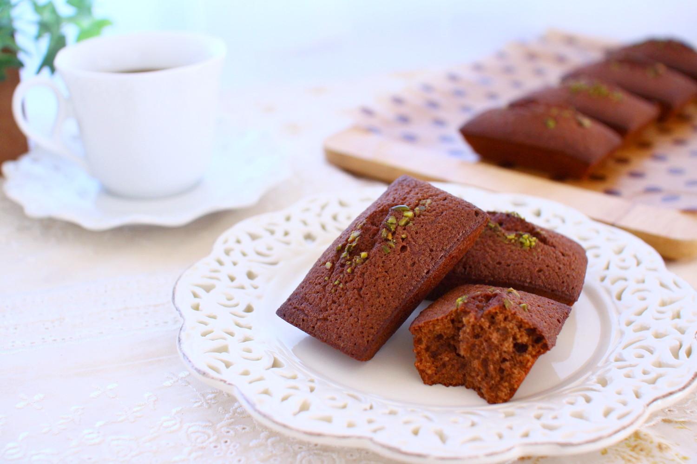 カフェチョコフィナンシェレシピ