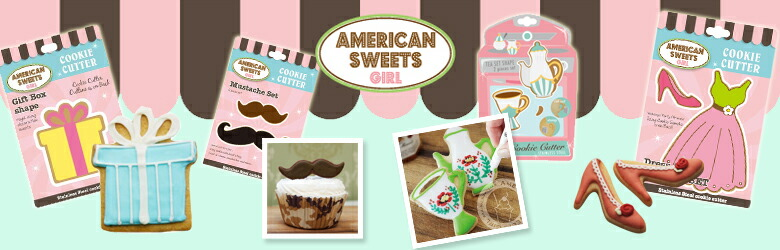 American sweets