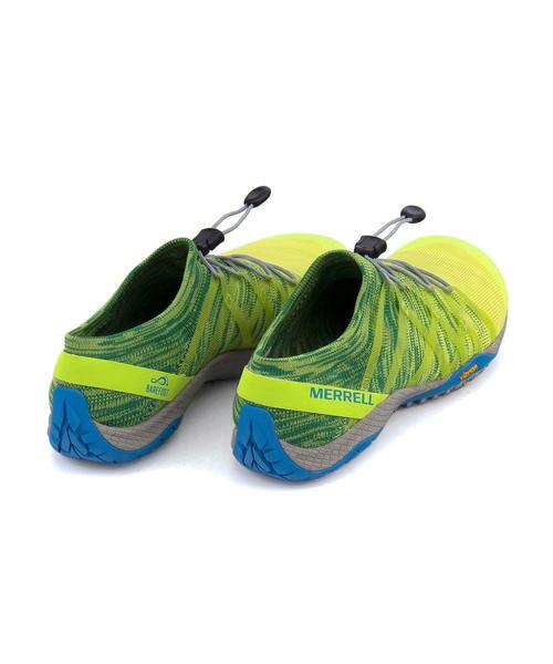 b3f9c0bdc6f MERRELL(メレル) TRAIL GLOVE 4 KNIT(トレイルグローブ4ニット) 激安 J12648  アシッドライム:靴通販のシューズショップASBee ネット通販特別価格 アスビー ASBee