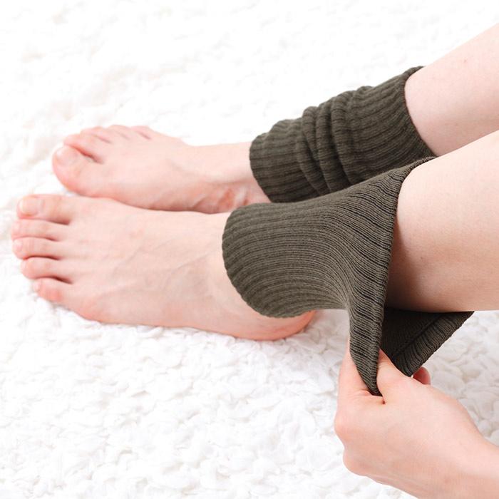 柔らかく、足元を温かく包み込みます