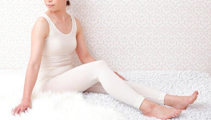 米ぬかタンクトップは、お肌にやさしい、保湿性に優れた柔らかい肌着です。