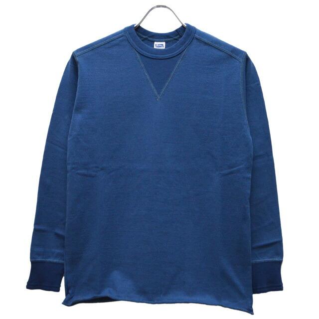 VガゼットロングリスーブTシャツ PCT1