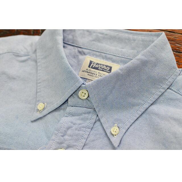 ボタンダウンオックスフォードS/Sシャツ PBDS1