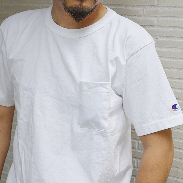53cb9e8372f361 MADE IN USA T-1011 US POCKET T-SHIRT