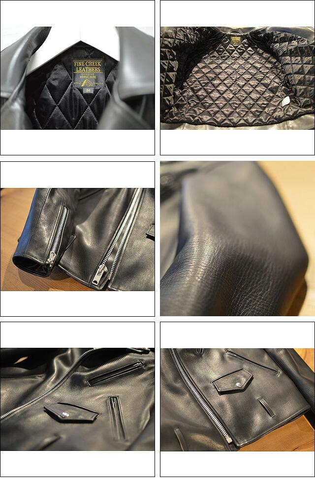 LEON CUSTOM BLACK FCJK015