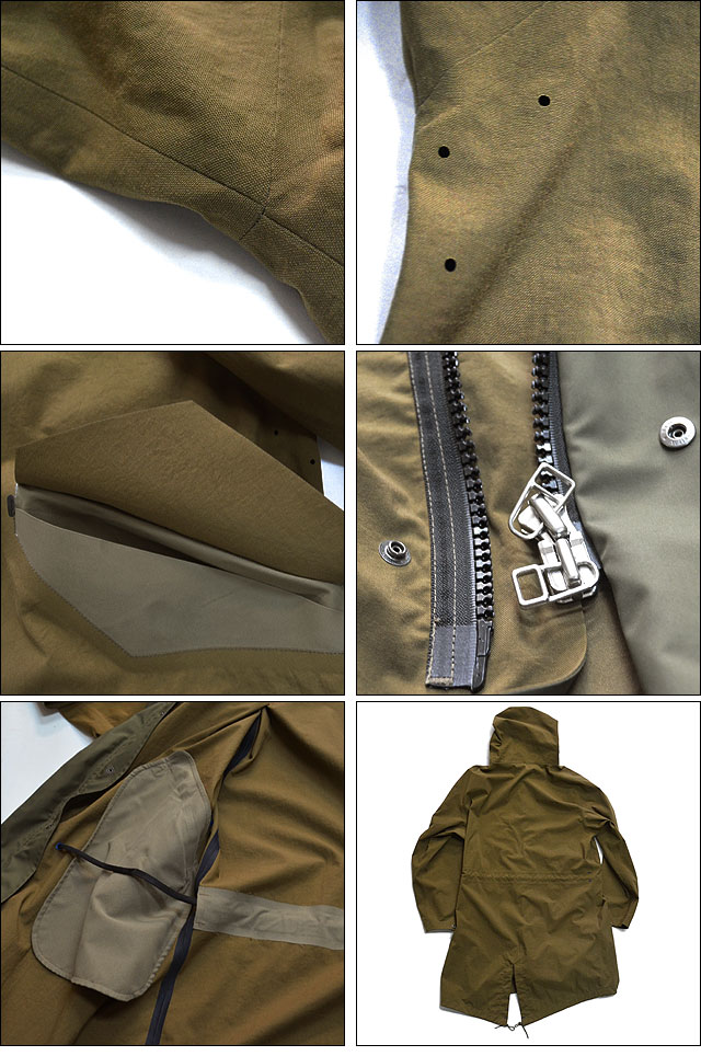 Field Parka Brown