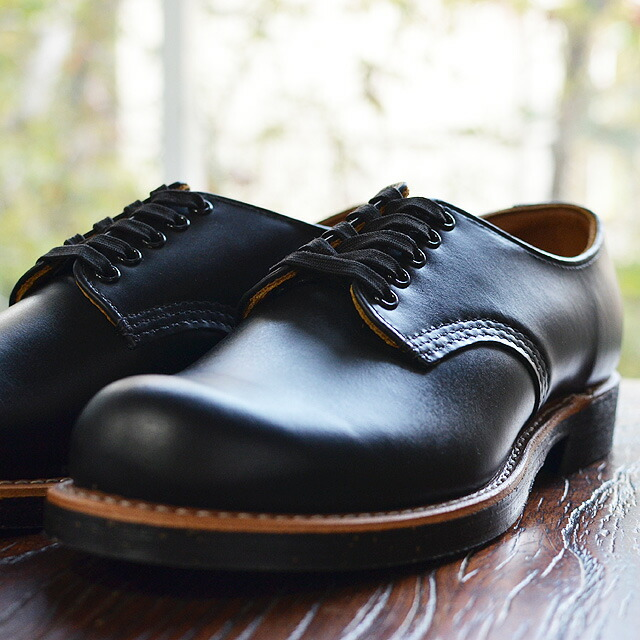 【8054】FOREMAN OXFORD CHROME BLACK