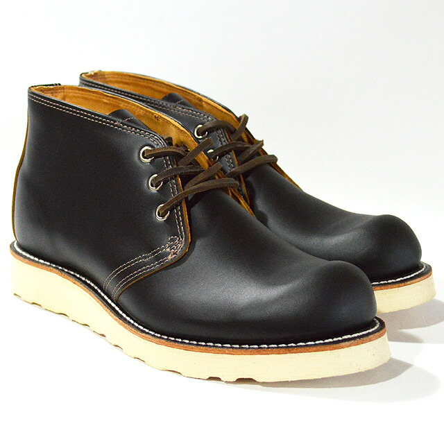 【9852】IRISH SETTER CHUKKA KLONDIKE BLACK