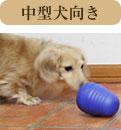 中型犬向き