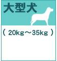 大型犬(20kg〜35kg)