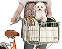 バッグ付きペット用自転車 20インチ 【〜8kgサイズ】