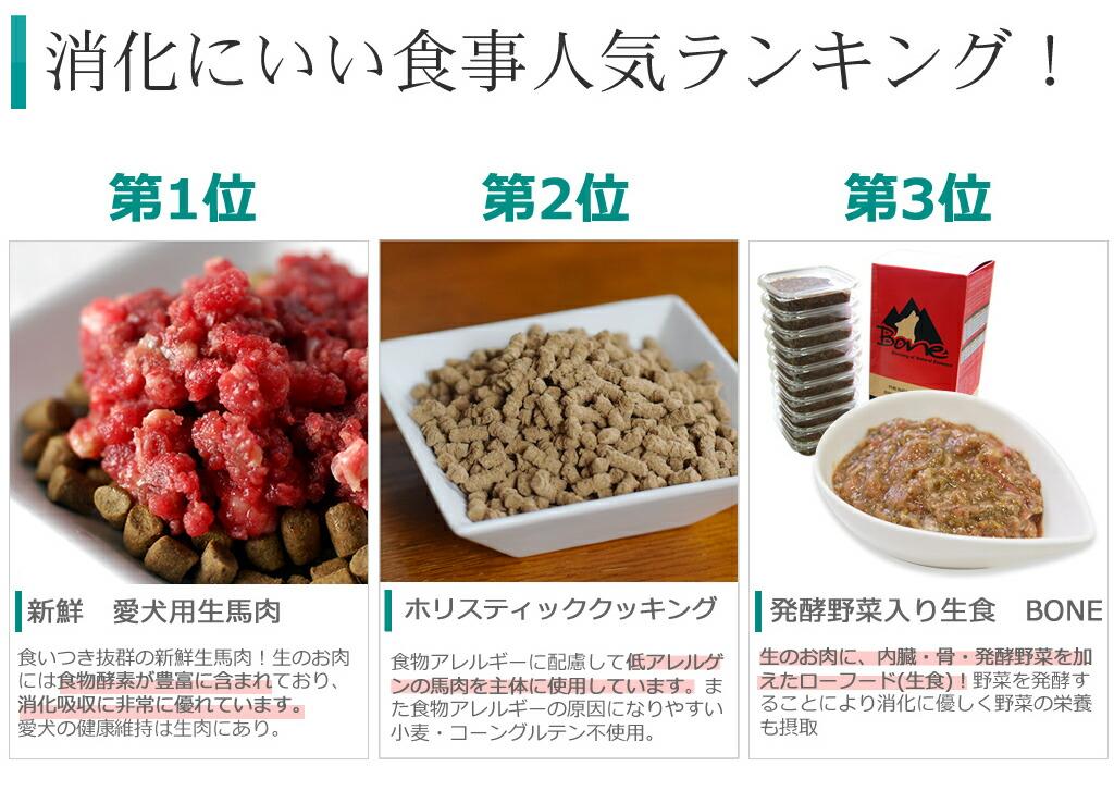 消化に良い食事人気ランキング