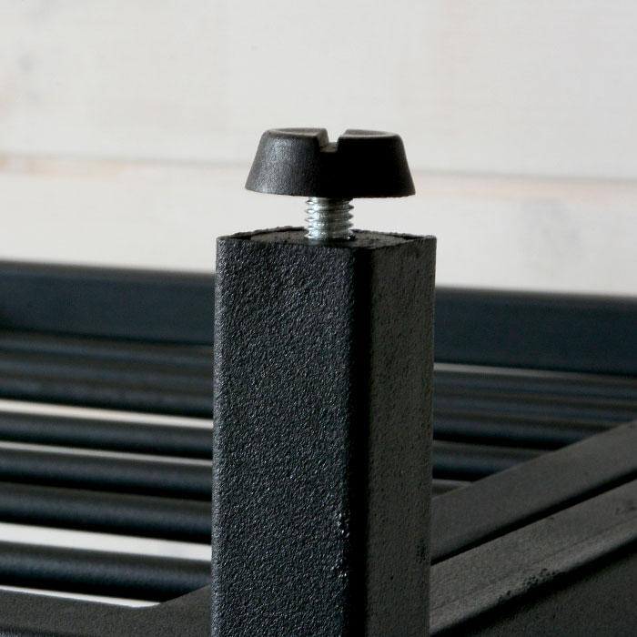 シェルフ ラック キッチン キッチン収納 収納棚 オープンラック スチールラック