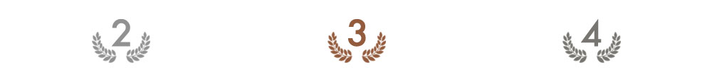 2位〜4位