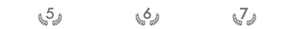 5位〜7位