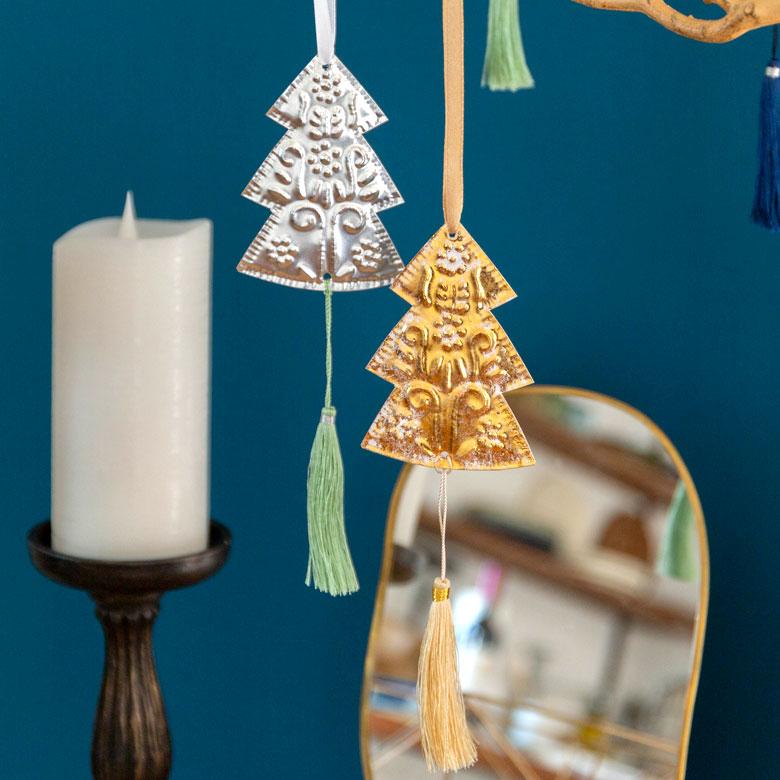 大人のクリスマスに!北欧風のおしゃれなクリスマスオーナメントは?