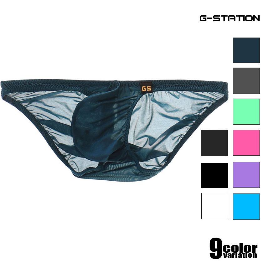 【G-Station】TMコレクションに製造を依頼してできた透け感のあるシルエットがすごいビキニ。