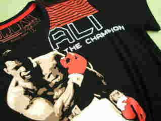 マイクタイソンのTシャツ モハメッドアリのTシャツ パッキャオのTシャツ BOXING Tshirt