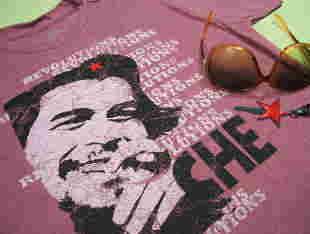 チェ・ゲバラのTシャツ、ゲバラTシャツ、キューバ革命、CHE GUEVARA