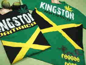 ジミークリフ、リタ・マーレー、リー・ペリー、ピータートッシュ、セラシエ皇帝、ジュダライオン、JAMAICA国旗