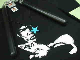 ブルースリーのTシャツ、李小龍Tシャツ、ブルース・リー