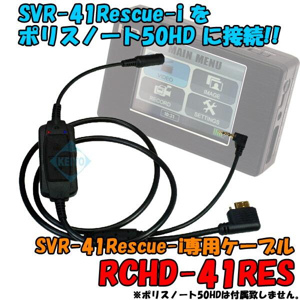CCDカメラ SVR-41Ni