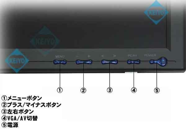 FA-1042NP/C【10.4インチ液晶モニター】