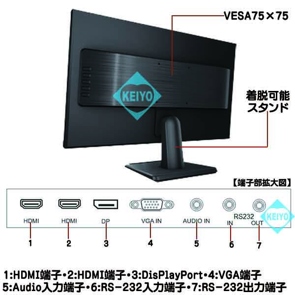LED27-F410【4K対応UHDハイビジョン27インチ液晶モニター】