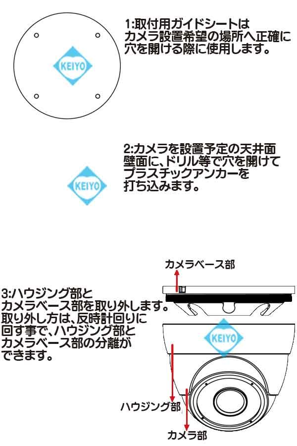 EBD935FB【AHD223万画素カメラ】