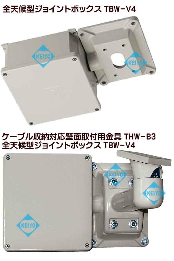THP-P1(WCPA)【アルミダイキャスト製壁面設置用プレートアダプター】