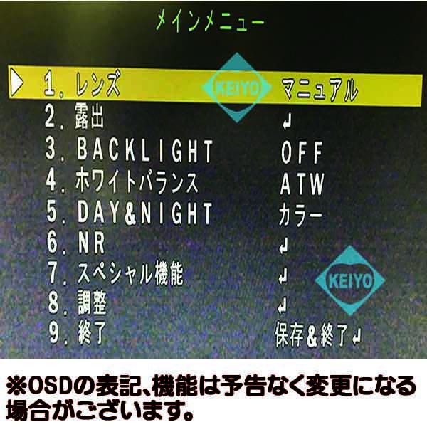 SJC-8304FHD【屋外設置対応超広角レンズ搭載マルチフォーマットカメラ】