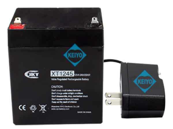 WTW-WPA40W-9D【6気圧防水対応50mケーブル付360度旋回対応カメラ・モニターセット】