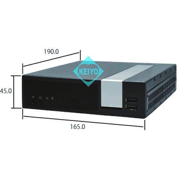 TEMP-EYE(テンプアイ)【サーマルセンサ搭載200万画素温度検知カメラ・パソコンセット】