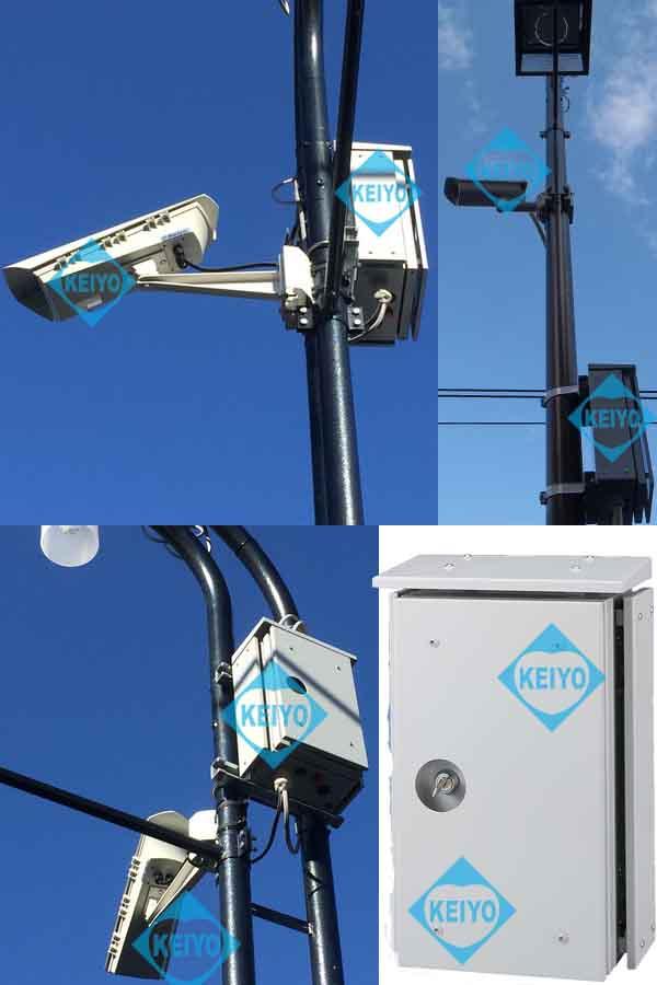 KD-203512【屋外設置対応SDードレコーダー用収納ボックス】